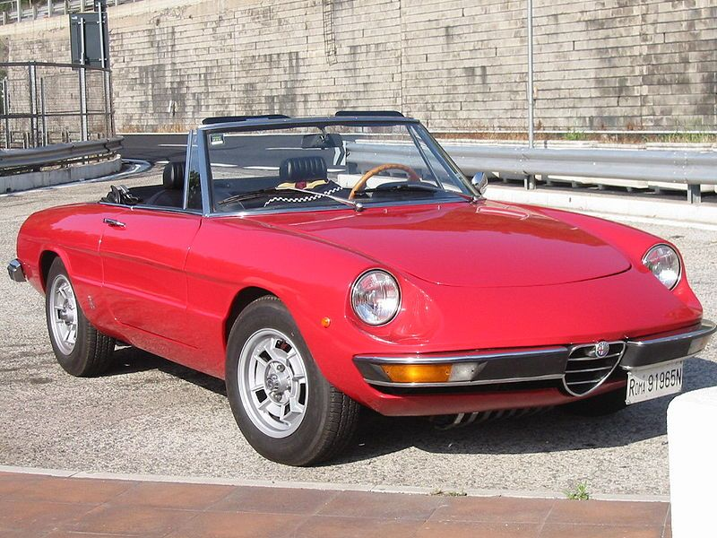 Alfa Romeo 1300 Junior Spider