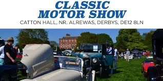 Classic Motor Show & Family Fun Day: Catton Hall