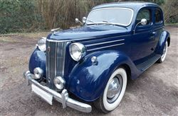 Ford Pilot sells for £19,580 at Barons