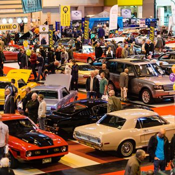 Practical Classics Restoration and Classic Car Show