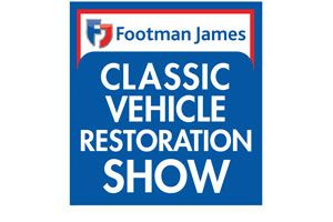 Footman James Classic Vehicle Restoration Show