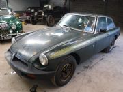 Low mileage MG s to be sold at Matthewsons