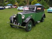 Rover 10 Coupe Special