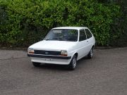 141 mile Ford Fiesta to be sold this week at H&H