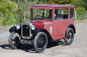 Austin Seven Fabric Bodied Saloon