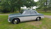 1966 Rover P5 with under 10,000 miles at Coys