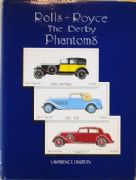 Rolls-Royce: The Derby Phantoms (Hardcover)