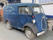 Morris J Type van sell for over £18k at Anglia Car Auctions