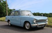 Triumph Herald 13/60 saloon sells for almost £10,000 at SWVA