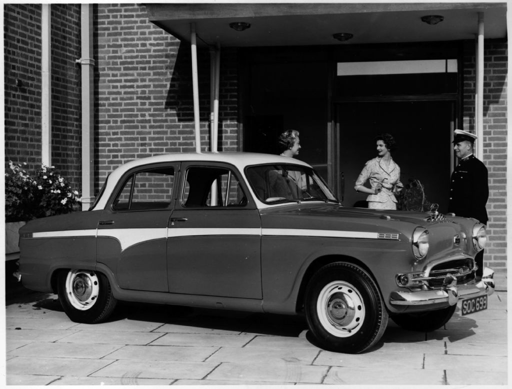 Austin A90 Six Westminster Deluxe