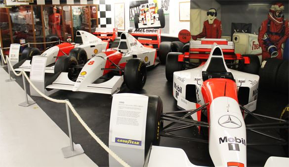 The Donnington Grand Prix Collection